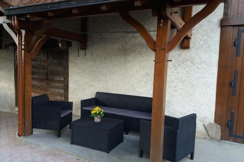 Gîte Les Copains D'abord à Beaucroissant en Isère